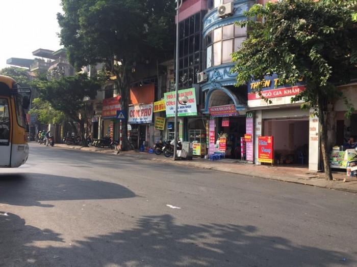 Bán nhà Phố Đông Thiên, ở ngay, ô tô, kinh doanh, ngõ thông.