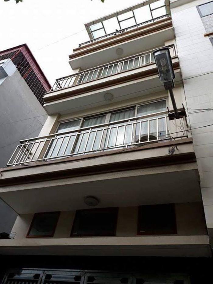 Bán Nhà Phố Ngọc Khánh 47m2, 5 Tầng, MT 8.6m, Trung Tâm Quận Ba Đình, Hà Nội