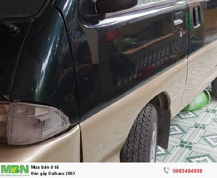 Daihatsu Khác sản xuất năm 2003 Số tay (số sàn) Động cơ Xăng
