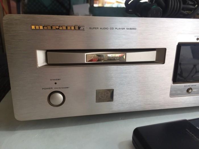 Bán chuyên CD MARANTZ 8260  hàng bãi chọn lọc từ Nhật về, mới0