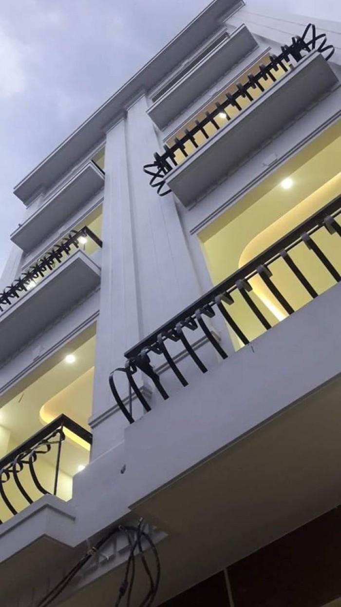 Bán nhà Ngọc Hồi-Thanh trì-Hà Nội 45mx4T+18m để xe. Chính chủ