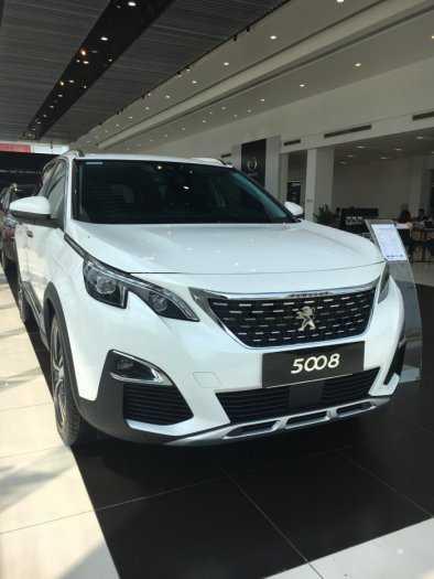 Giá Xe Pháp Peugeot 5008 | SUV 2019 | 5+2 | Hỗ trợ 85% Ngân Hàng