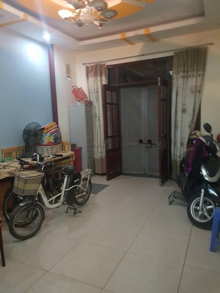 Bán nhà đẹp Trần Nguyên Đán, Hoàng Mai, 44mx4T, ở ngay