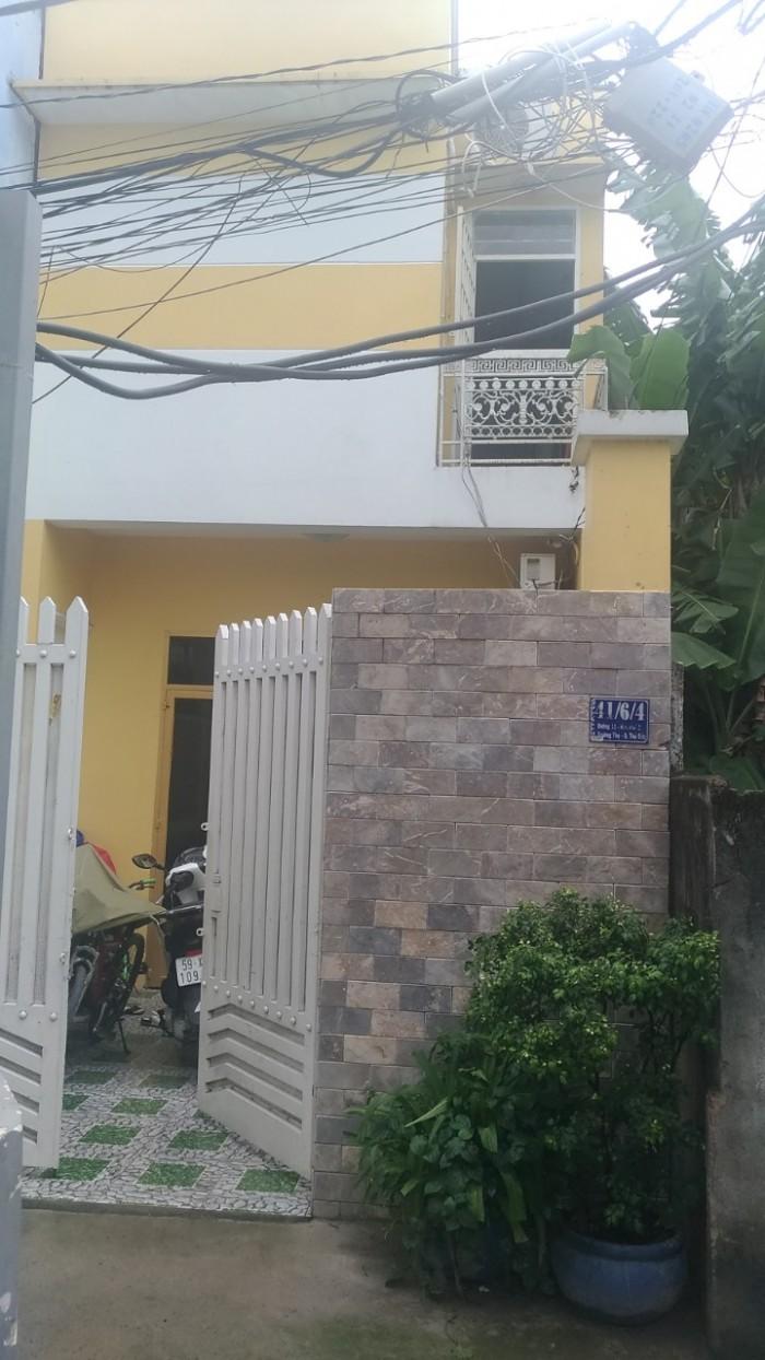 Bán nhà 1T, 1L, đường số 11, Trường Thọ, Thủ Đức