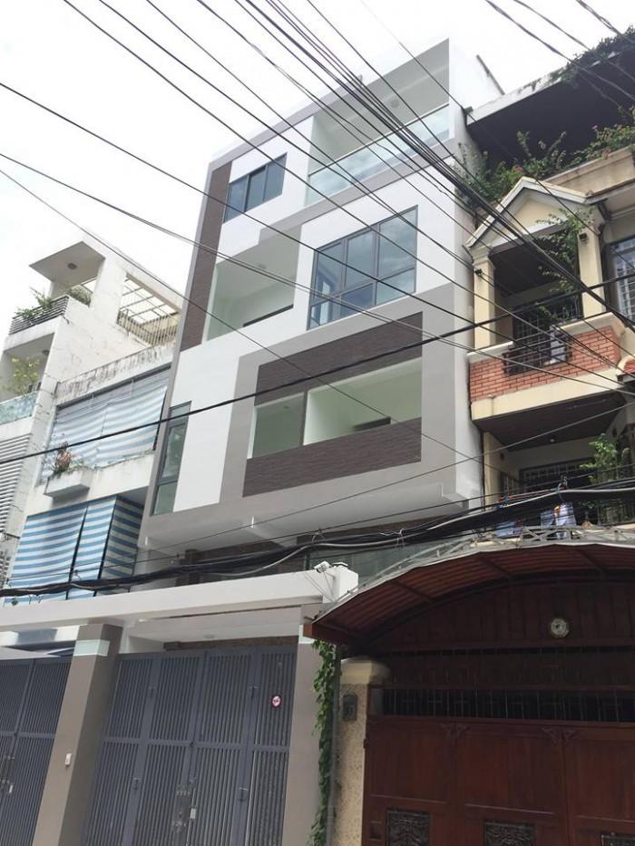 Bán nhà HXH 6m Thành Thái – Tô Hiến Thành. DT 6x15. 3 lầu