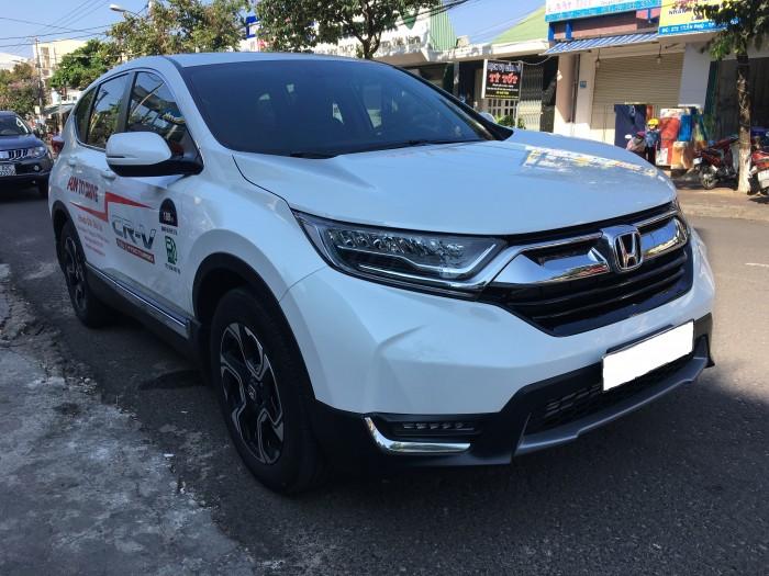Honda CR V 1.5 Turbo giá 973 triệu nhiều ưu đãi