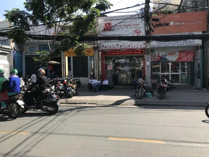 MT Lê Văn Sỹ gần Trần Quang Diệu. 4.2x13