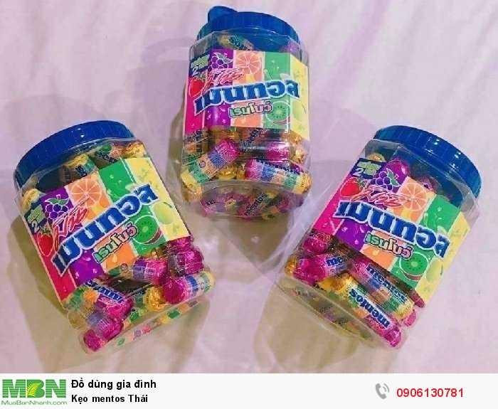 Kẹo mentos Thái