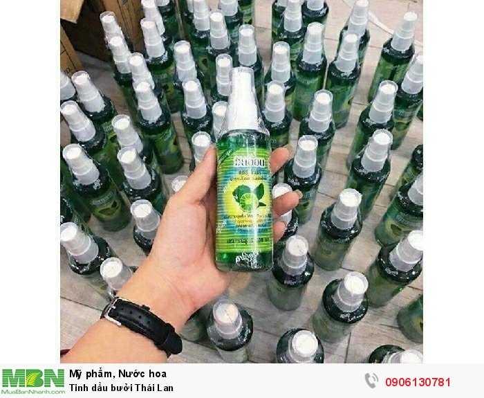 Tinh dầu bưởi Thái Lan