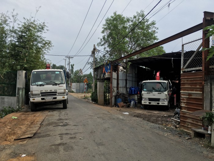 Cần tiền bán gấp kho xưởng MT Hương lộ 11, 480 m2