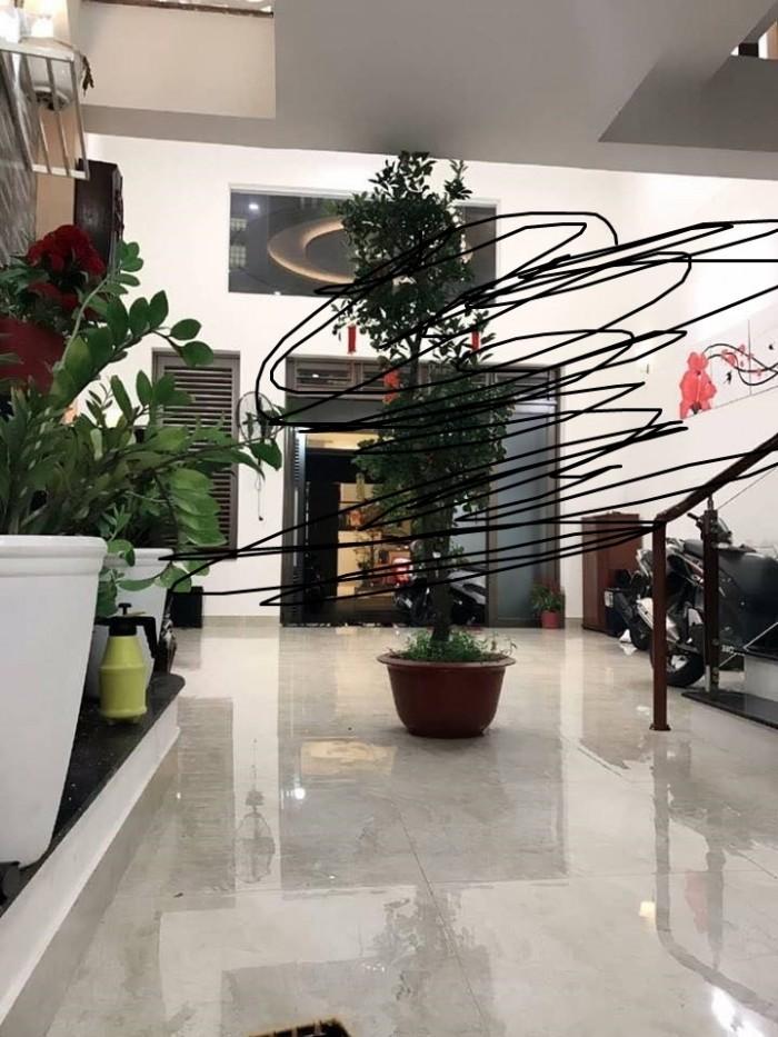 Bán Biệt thự Phân lô Gò Vấp Phường 8 Đường Cây Trâm 97m2 5 tầng Ở Ngay chỉ 6.55 tỷ.