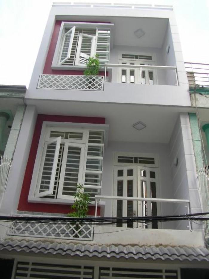 Cần tiền kd bán nhà MT Âu Cơ, Q. Tân Phú, 89,3 m2