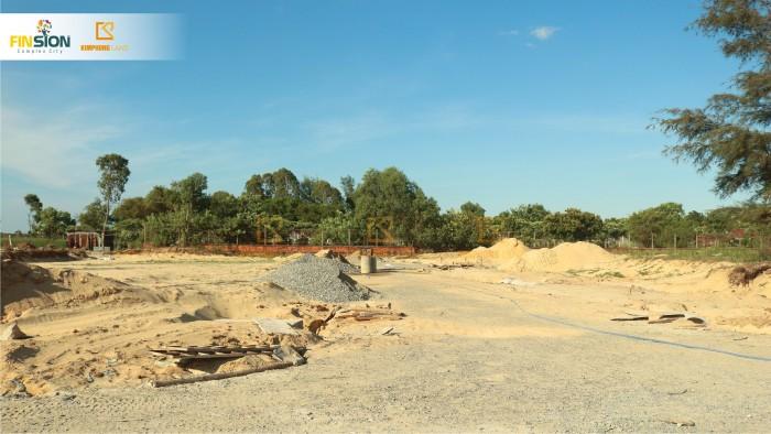 Đất nền giá rẻ ngay KCN Điện Ngọc- KĐT Finsion Complex City