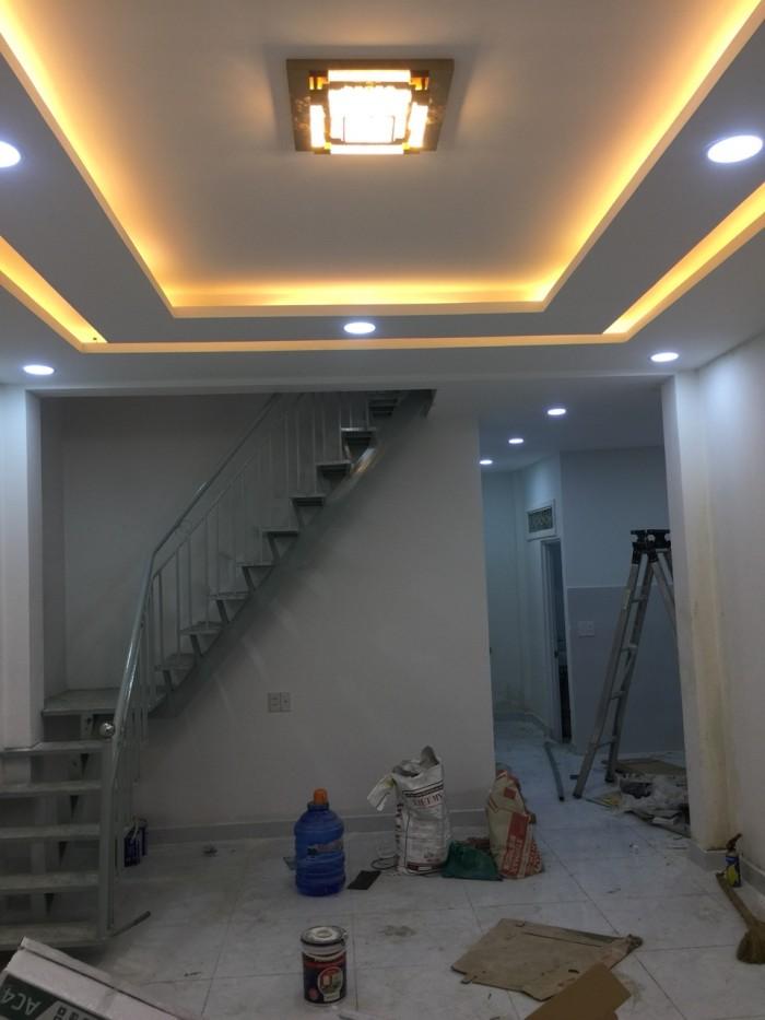 Sàn 120m2 Nhà lầu mới Đẹp, hẻm 22 đ.Nguyễn Duy Trinh Quận 2