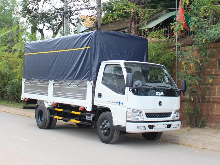 Xe tải 1.7 tấn hỗ trợ trả góp 80% giá trị xe lãi xuất thấp 6