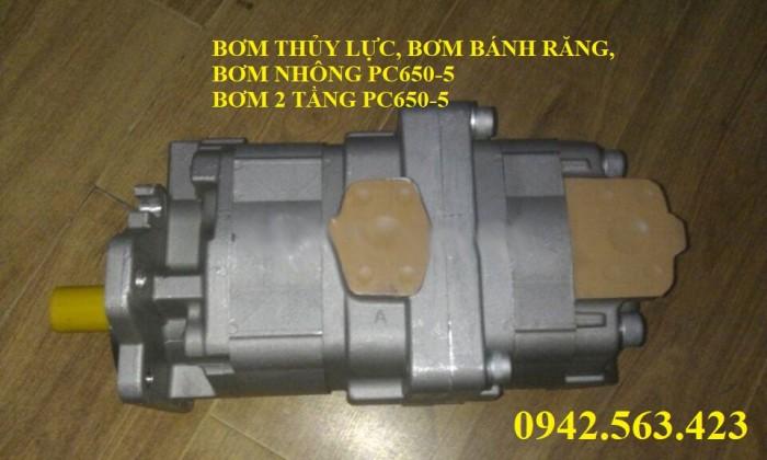 Bơm thủy lực Komatsu PC650-5