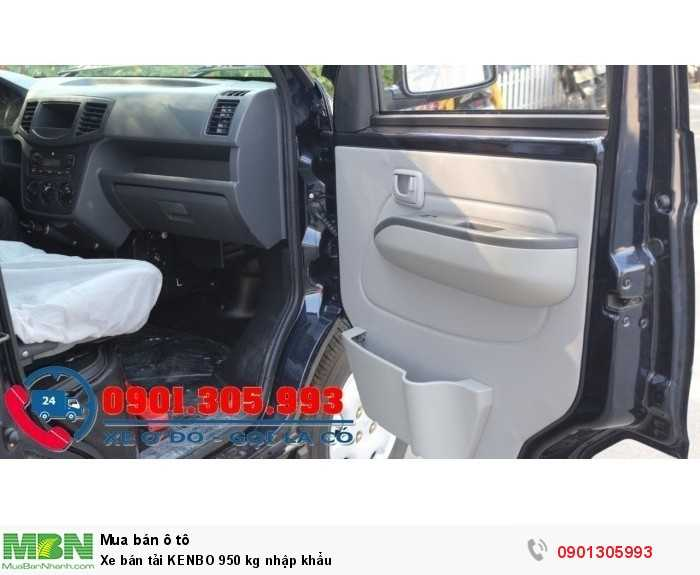 Xe bán tải KENBO 950 kg nhập khẩu
