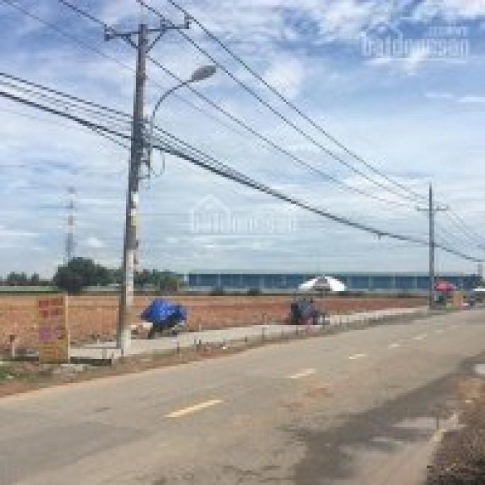 Chính chủ cần bán gấp lô đất mặt tiền đường Võ Văn Bích - Củ Chi