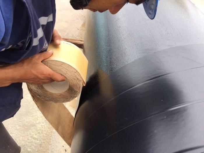 Sơn Lót Chống Ăn Mòn Cho Ống xử lý nước thải1