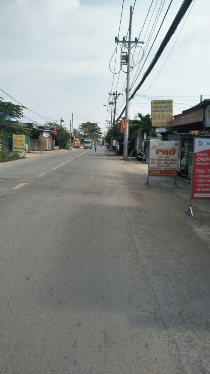 Chính chủ cần bán 100m mặt tiền đường xe tải ,Tân Liểu Hưng Long Bình Chánh