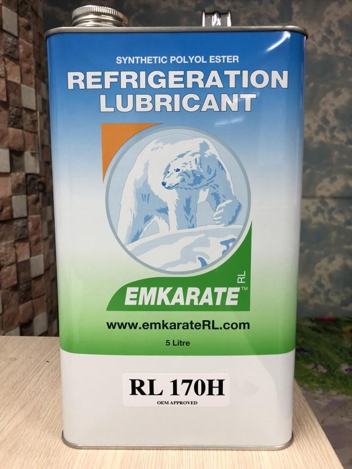 Nhớt lạnh Emkarate RL 32H, Emkarate RL 68H, Emkarate RL 170H, Emkarate RL 220H