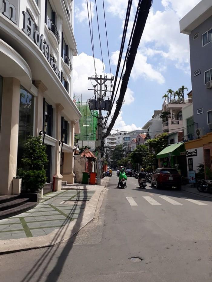 Bán nhà HXH 8m Cửu Long, Tân Bình, DT 9,5mx12m, 4 tầng đẹp