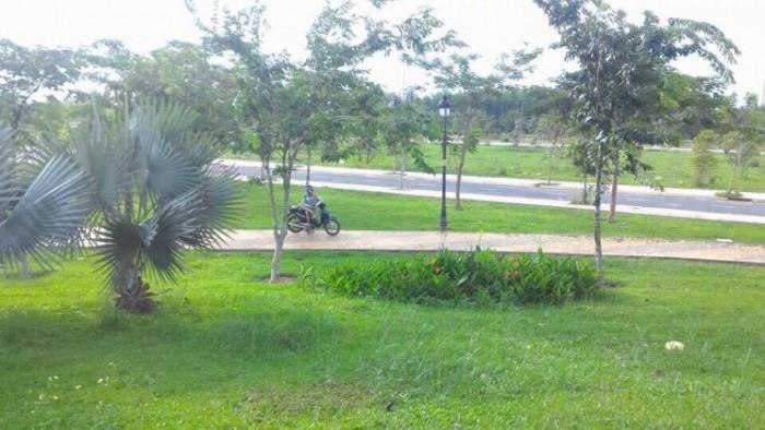 Lô góc 138m2 ngay công viên Thạnh Mỹ Lợi, cạnh sông Sài Gòn, sổ đỏ, Quận 2 Hỗ trợ vay mua nhà trả góp