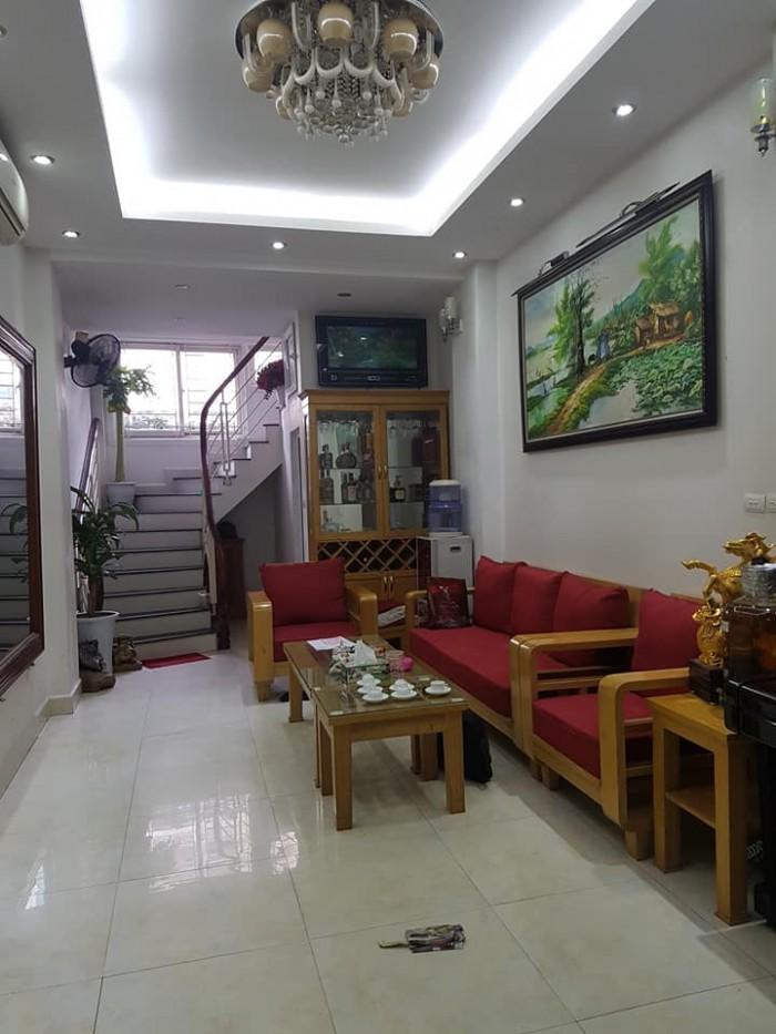 Bán nhà nhỏ xinh phố Trần Khát Chân, Hai Bà Trưng 22m2, 4T, MT3.6m!