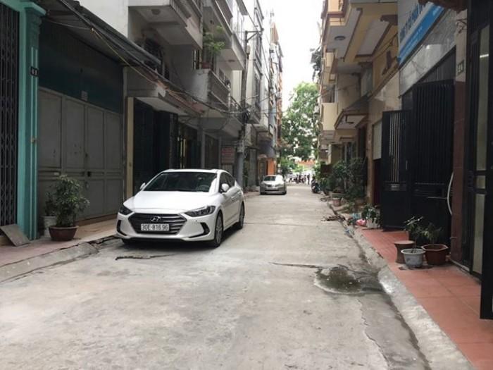 Phân Lô Mai Dịch, Ô Tô Đỗ Cửa, 50m, 5 Tầng