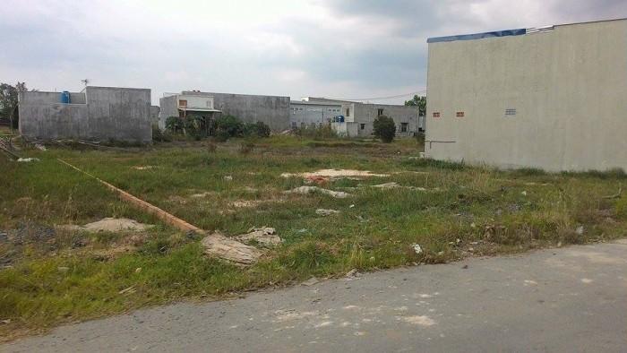 Cần tiền KD bán lô đất MT Hương lộ 11, Bình Chánh, 677 m2