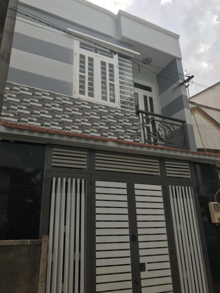 Cần Bán Gấp Nhà Hẻm 688 Đường Hương Lộ 2 . ( 4,6x12m ) Q . Bình Tân