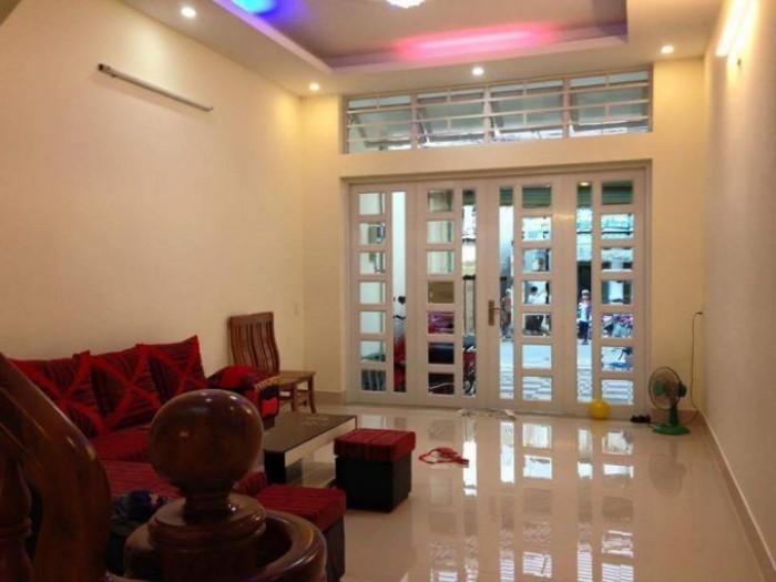 Kẹt vốn Bán gấp giá rẻ Nhà đẹp DT 150m2 Trường Chinh đối diện siêu thị chợ lớn