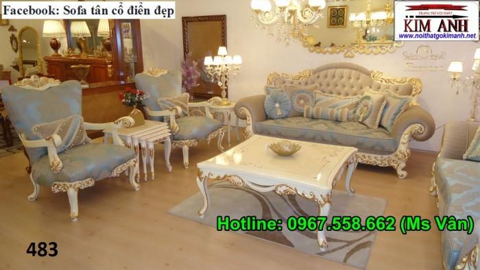 giá sofa cổ điển châu âu Vũng Tàu Cần Thơ2