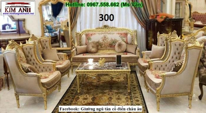 giá sofa cổ điển châu âu Tây Ninh Bình Dương5