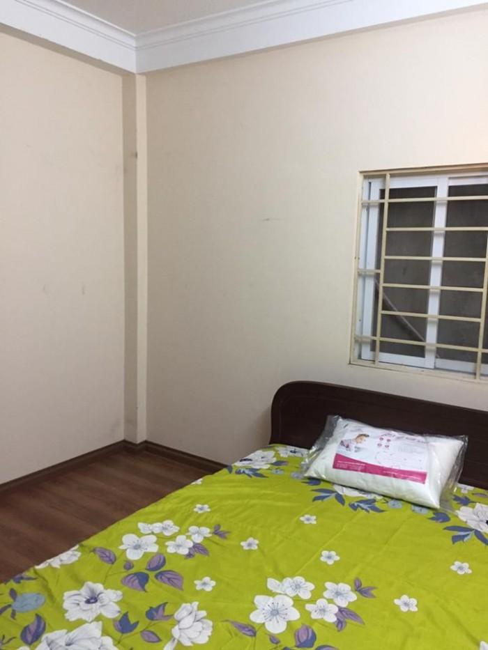 Bán nhà riêng Minh Khai 40m2 5 tầng 6pn mặt tiền 4m
