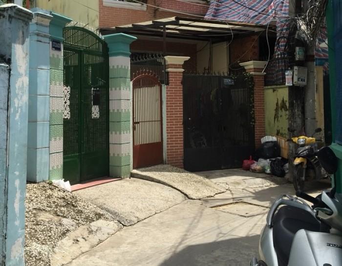 Bán nhà Điện Biên Phủ, BT. Nở hậu,Nhà nát tiện xây mới.
