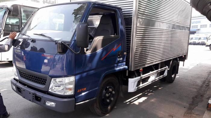 Xe IZ49 2.5 tấn hãng HyunDai Đô thành bá