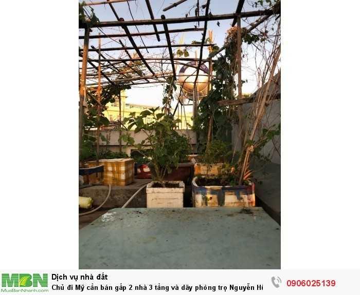 Chủ đi Mỹ cần bán gấp 2 nhà 3 tầng và dãy phòng trọ Nguyễn Hữu Thọ - Hải Châu – Đà Nẵng