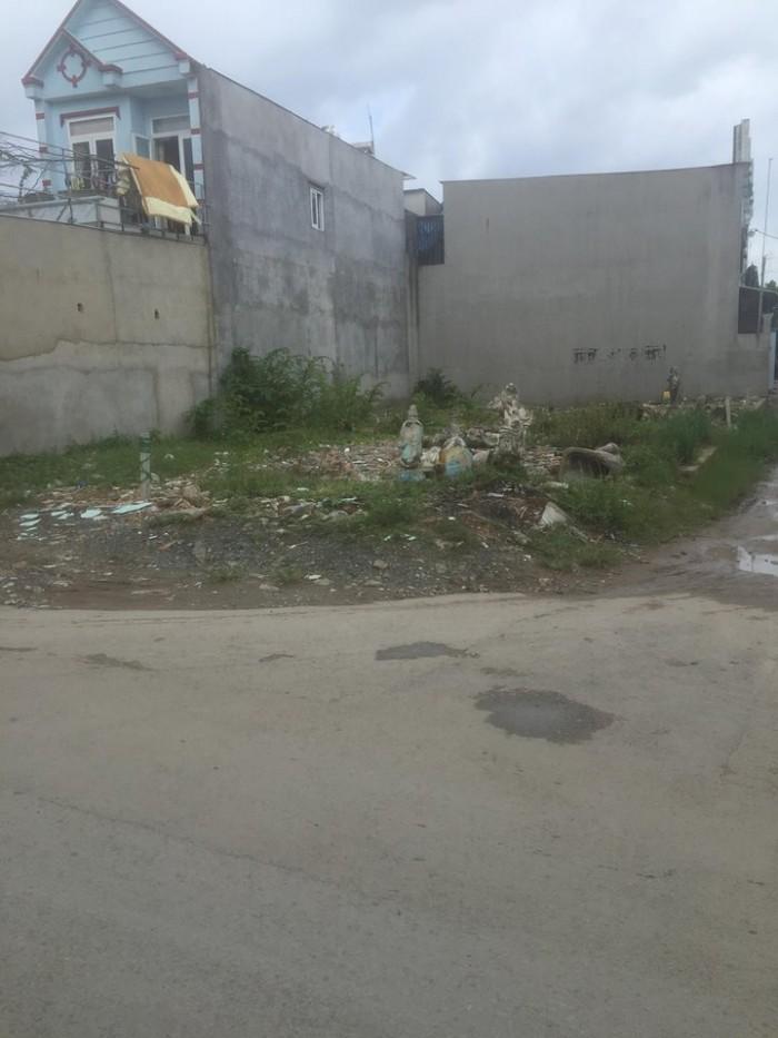 Sở hữu ngay nột nền diện tích 4x11m2 .tại Vĩnh Lộc B huyện Bình Chánh