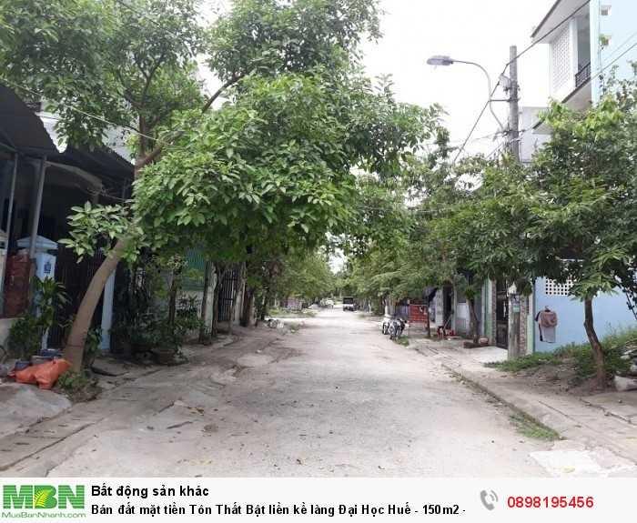 Bán đất KQH làng đại học Huế - 150m2 - Thích hợp để xây trọ!!! - Bao sổ sang tên