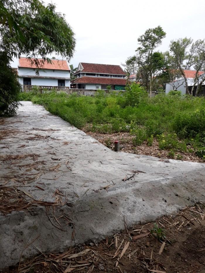 Bán Đất 2 Mặt Tiền Kiệt Minh Mạng, Thủy Xuân, Huế