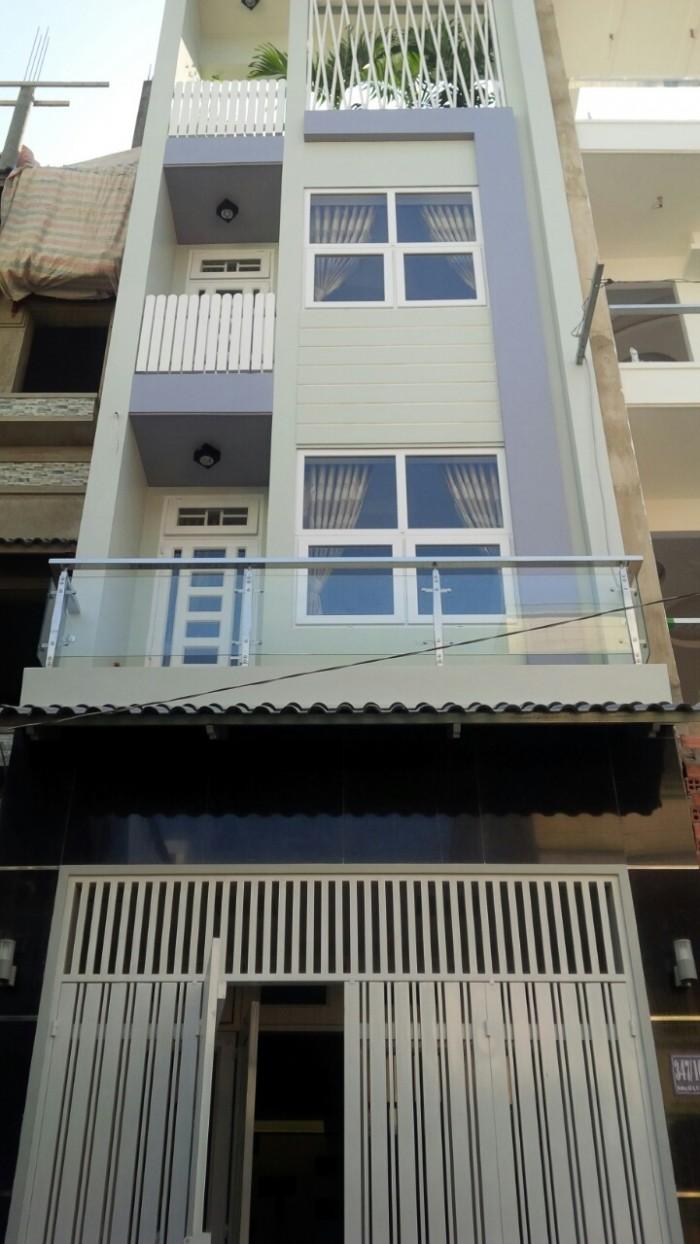 Alo Ngay !! Lỡ Tay Tiếc !! Nhà mặt tiền Trần Minh Quyền, 3 Lầu