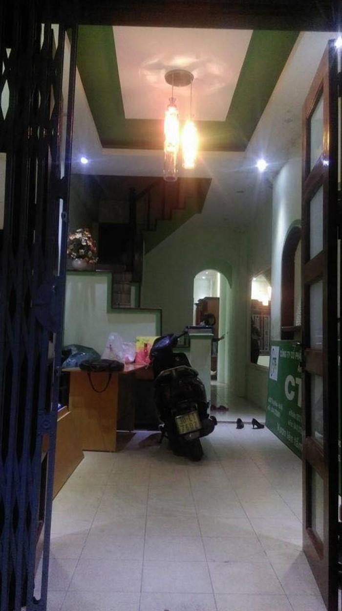 Bán nhà Đội Cấn Linh Lang 4 tầng ô tô đỗ cửa 55m2