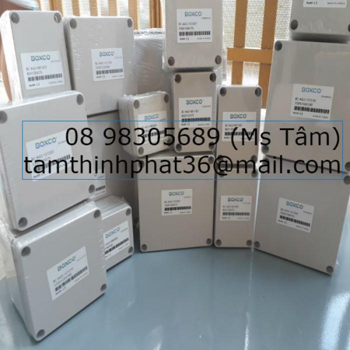 Hộp tủ điện Tâm Thịnh Phát