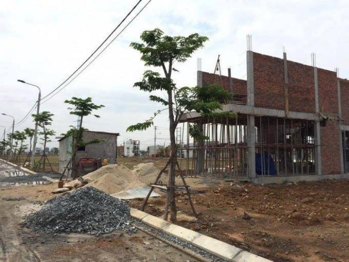 Cần bán đất đảo Vip - Hòa Xuân B1.14 Tây Bắc gần sông, sát đường Hàng Dừa