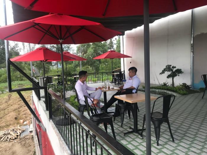Bán gấp quán cafe nằm ở đường 3A ở 13B Conic, kế bên trung tâm thương mại, 126m2, giá chỉ 5.6 tỷ