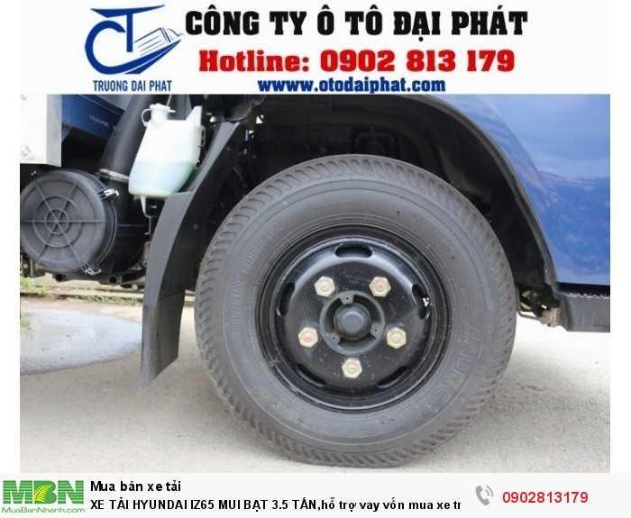 Sử dụng lốp 7.00 - 16 /7.00 - 16 có khả năng chịu tải tốt