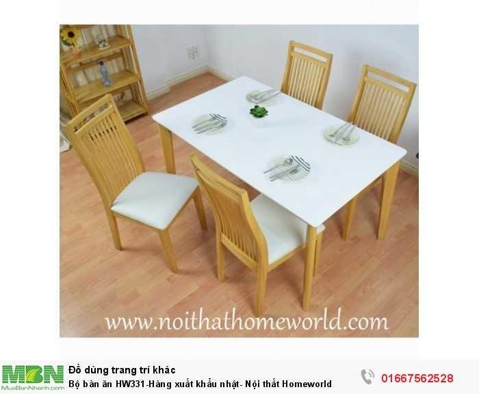 Mặt bàn sơn PU cứng bóng, gỗ cao su1