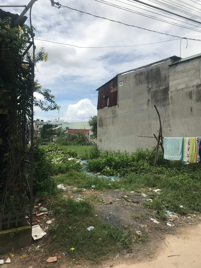 Kẹt  tiền cần bán gấp lô đất đường Nguyễn Thị Tú bình tân 60m2 Giá 1tỷ 650