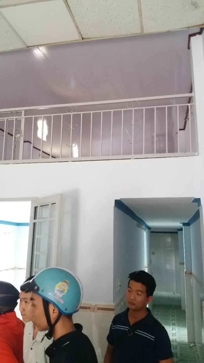 Nhà 1/ Thới Hòa DT 4x18m 1trệt 1lửng hẻm 6m